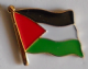 Palestine Country Flag Enamel Pin Badge
